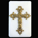 AstraMolds™ Soap Mold Holy Cross 4oz