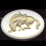 AstraMolds™ Soap Mold Horse 3.5oz