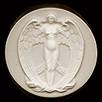 AstraMolds™ Soap Mold Goddess / Victorian Angel 3.5oz