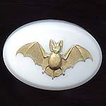 AstraMolds™ Soap Mold Halloween Bat 3.5oz