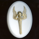 AstraMolds™ Soap Mold Deco Angel 3.5oz