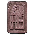 AstraMolds™ Soap Mold Prim House 3.5oz