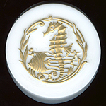 AstraMolds™ Soap Mold Seahorse and Fish 3.5oz