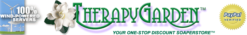 TherapyGarden.com: Your One-Stop Discount SoaperStore(tm)